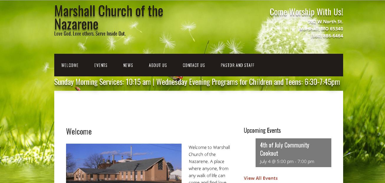 Marshall Church of the Nazarene